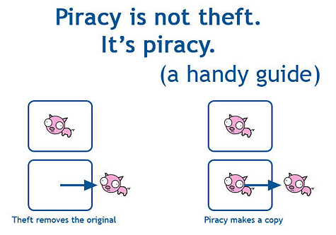 The subtle difference between privacy and theft