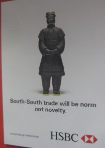 HSBC poster