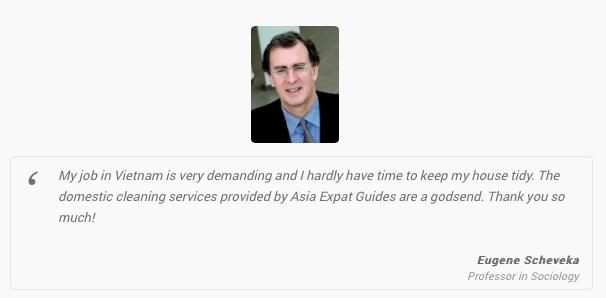 Asia Expats Group lies Eugene Scheveka