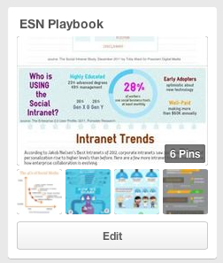 ESN Playbook on Pinterest