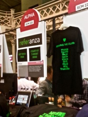 Get your geek on - t-shirts for sale