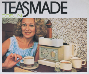 1970s Teasmade
