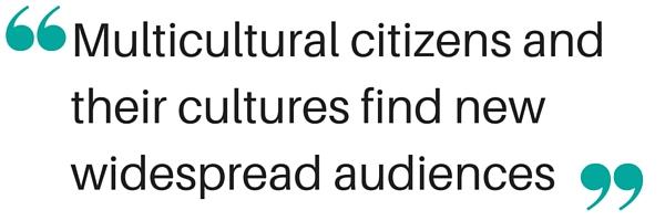 Mainstream multiculturalism
