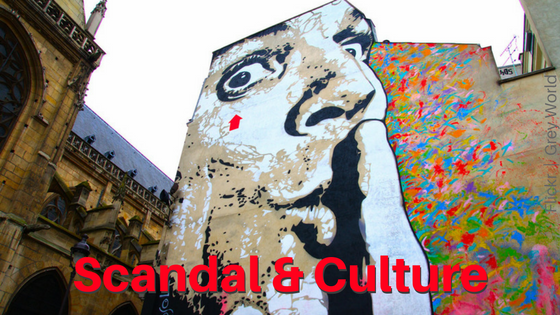 Shhh; Scandal and culture