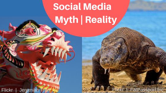 Social Media Myths and Reality