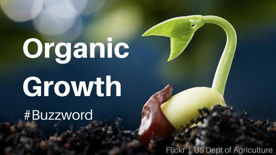 organic growth seedling